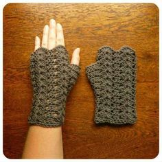Looking for your next project? You're going to love Glorieux Mitts DK by des… Looking for your next project? You're going to love Glorieux Mitts DK by designer SharaDesigns. Crochet Fingerless Gloves Free Pattern, Fingerless Mitts, Crochet Motifs, Knit Crochet, Crochet Patterns, Dishcloth Knitting Patterns, Tunisian Crochet, Lace Patterns, Crochet Granny