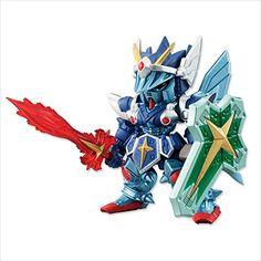 Bandai Shokugan FW Converge EX Knight Gundam Model Kit * Learn more by visiting the image link.