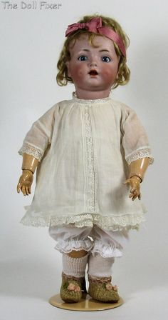 Wonderful character faced doll