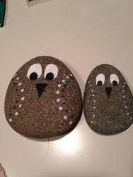 Billedresultat for male på sten ugler