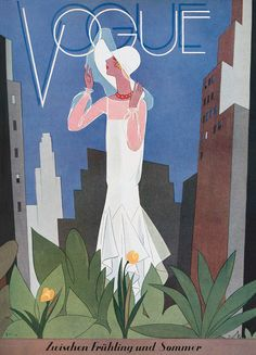 Cover, Pierre Mourgue I - German Vogue Collection - Bilder, Fotografie, Foto Kunst online bei LUMAS