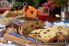 Para o #lanche uma fatia de bolo saído do forno bem quentinho para tomar junto com um cafezinho... Delicia este Bolo de Fubá com Nozes, não é mesmo?  #Receita aqui => http://www.gulosoesaudavel.com.br/2014/02/21/bolo-de-fuba-nozes/