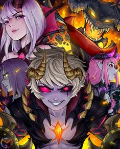 """is HOME to me"""" Lol had to reupload cuz I always find a mistake after posting. Btw, these aren't the only Abyss people,… Hd Wallpaper Android, Funny Phone Wallpaper, Mobile Legend Wallpaper, Hero Wallpaper, Bang Bang, Alucard Mobile Legends, Moba Legends, Evil Art, Wallpaper Keren"""