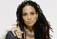 I loved Goapele's locs before she cut them all off. She's still fly though.