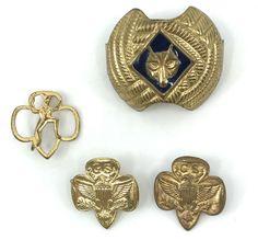 Wholesale Bulk Lot 20 Dark Navy Blue Enamel Gold Tone Anchor Earrings Maritime