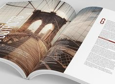 Knight Frank - Global Cities Report on Behance