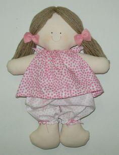 Boneca Rafaella