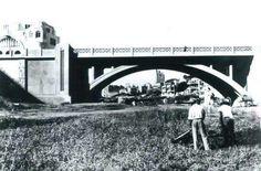 1938 - Viaduto Martinho Prado. Ainda não existia a avenida 9 de Julho.