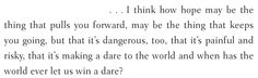 Patrick Ness, The Knife of Never Letting Go