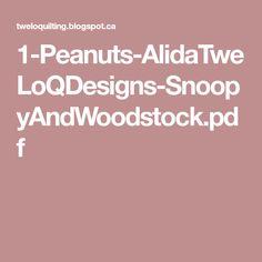 1-Peanuts-AlidaTweLoQDesigns-SnoopyAndWoodstock.pdf