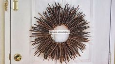 Make a Twig Wreath