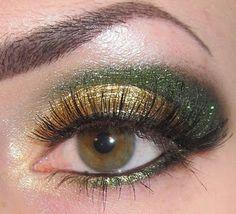 christmas eyeshadow