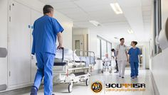 Occupational safety and health in hospitals and how to clean personal protective equipment from floor washing tools to fully ventilated rooms to get a clean sterile place.