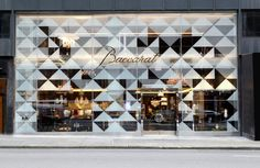 The Latest Luxury Boutiques | #boutiques #luxury #fashion #stores #concept stores #luxury boutiques #chanel #pucci #prada #michael kors #baccarat