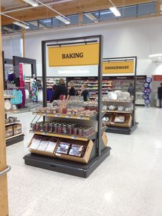 Sainsbury's - Kings Lynn - Homewares - Home - Cook & Dine - Supermarket - General Merchandise - Non Food - Layout - Landscape - Visual Merchandising - www.clearretailgroup.eu