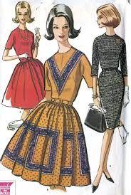 Resultado de imagen para 60s fashion