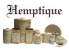 Hemptique natural hemp selection.