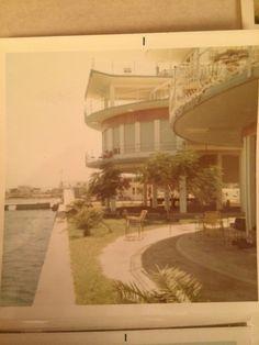 VIP quarters Massawa, Ethiopia 1971