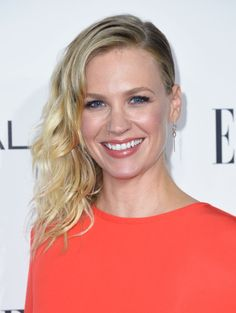 January Jones at the 2016 ELLE Women in Hollywood Awards.