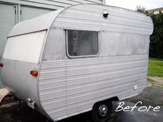 Before & After: A 1964 Caravan Makeover | Apartment Therapy