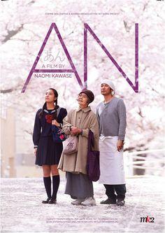 An. Directed by Naomi Kawase. Starring Kirin Kiki.