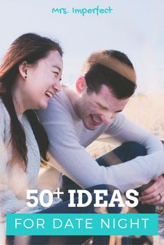 Looking for creative, fun ideas for date night? Find over 50 ideas from different lifestyle and relationship bloggers.