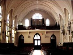 new orleans chapel - Google Search