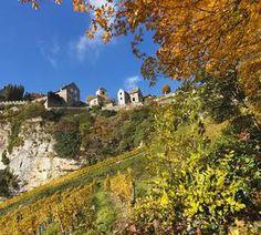 Château-Chalon | Jura, France | Photo Stéphane Godin/.Jura Tourisme | #JuraTourisme