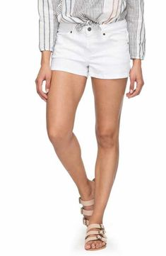 2c52a8001872 Roxy Seatripper Denim Shorts Roxy