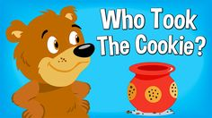 "Enjoy ""Who Took The Cookie?"", a classic rhyme with original music from Super Simple Songs. It's the classic 'who-dun-it? Fun Songs, Songs To Sing, Kids Songs, Nursery Rhymes Lyrics, Best Nursery Rhymes, Kindergarten Songs, Preschool Music, Preschool Prep, S Videos"