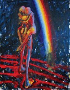 Frans widerberg Midnight Sun, Artist At Work, Artists, Art Paintings, Figurative, Wall, Spiritual, Kunst, Painted Canvas
