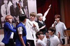 BTS @ 2015 Fansigning - 3rd mini album 화양연화 pt.1 - 150516 Mokdong (Junggu Youth center)