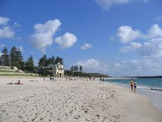 Perth is one of my favourite places in Australia. With pristine, uncrowded beaches and plenty of sunshine, it really is a beach lover's paradise. There are lots of beaches just a short drive outside of the city, and you can hire a car in Perth. Perth Australia, Western Australia, Cottesloe Beach, Beach Fun, Great Pictures, Stuff To Do, Places Ive Been, Beautiful Places, Around The Worlds