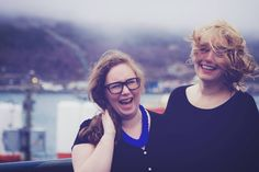 #TBT to the time we tried to take professional headshots in St. John's... #startuplife #windfail #yyt