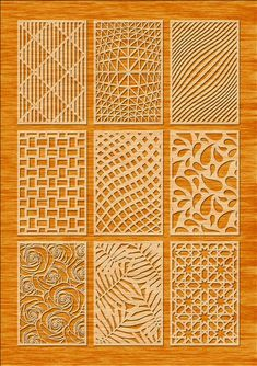 Room Divider Screen, Room Screen, Wood Panel Walls, Panel Wall Art, Jaali Design, Graffiti Lettering Fonts, Cnc Cutting Design, Cnc Plans, Room Partition Designs