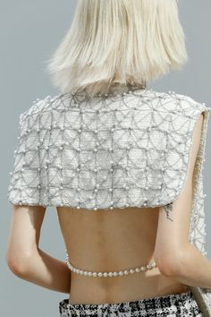 pearls from the back