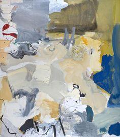 2011 Spurn Point - oil canvas - 80 x 70 Malcolm Bray