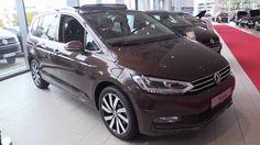 2016 Volkswagen Touran - Review and Interior Exterior