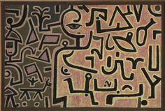 Paul Klee, Vorhaben, 1938