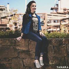 Eu amo Tanara Brasil porque........ Complete a frase! Amamos saber o que as nossas Tanara Lovers acham da gente!