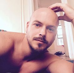 17 Bald Guys That Are Way Too Hot To Handle
