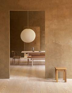 Danish Company Dinesen's New Collection Brings Nature Into Our Homes - IGNANT Japan Design, Wabi Sabi, Living Room Grey, Living Room Decor, Living Area, Site Art, Pella Hedeby, Design Japonais, Architecture Design
