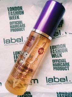 Not only is the NEW therapy rejunvenating oil mist great at protecting your hair but it's also the FIRST OIL to combine the exclusive REJUVEN-8TM Complex with Moroccan Argan Oil! Get yours from the new label.mist!