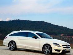 Mercedes CLS Shooting Brake (X218) parts - http://autotras.com