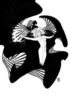 comicblah: Cloak & Dagger by Cameron Stewart