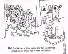 Mental Health Day « Nurstoons Nursing Humor Calling in