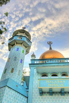Malabar Mosque, Singapore