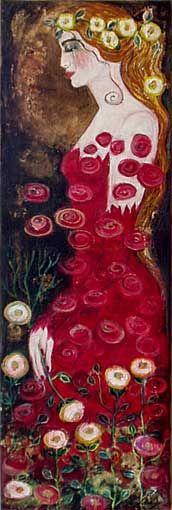 """""""Rose de Bulgarie"""" by Anne-Marie Zilberman"""