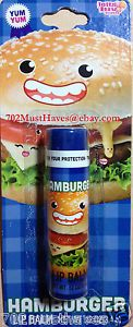 Hamburger Lip Balm
