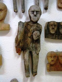 Musée d'art brut, naïf et populaire, 09130 Carla-Bayle (France)